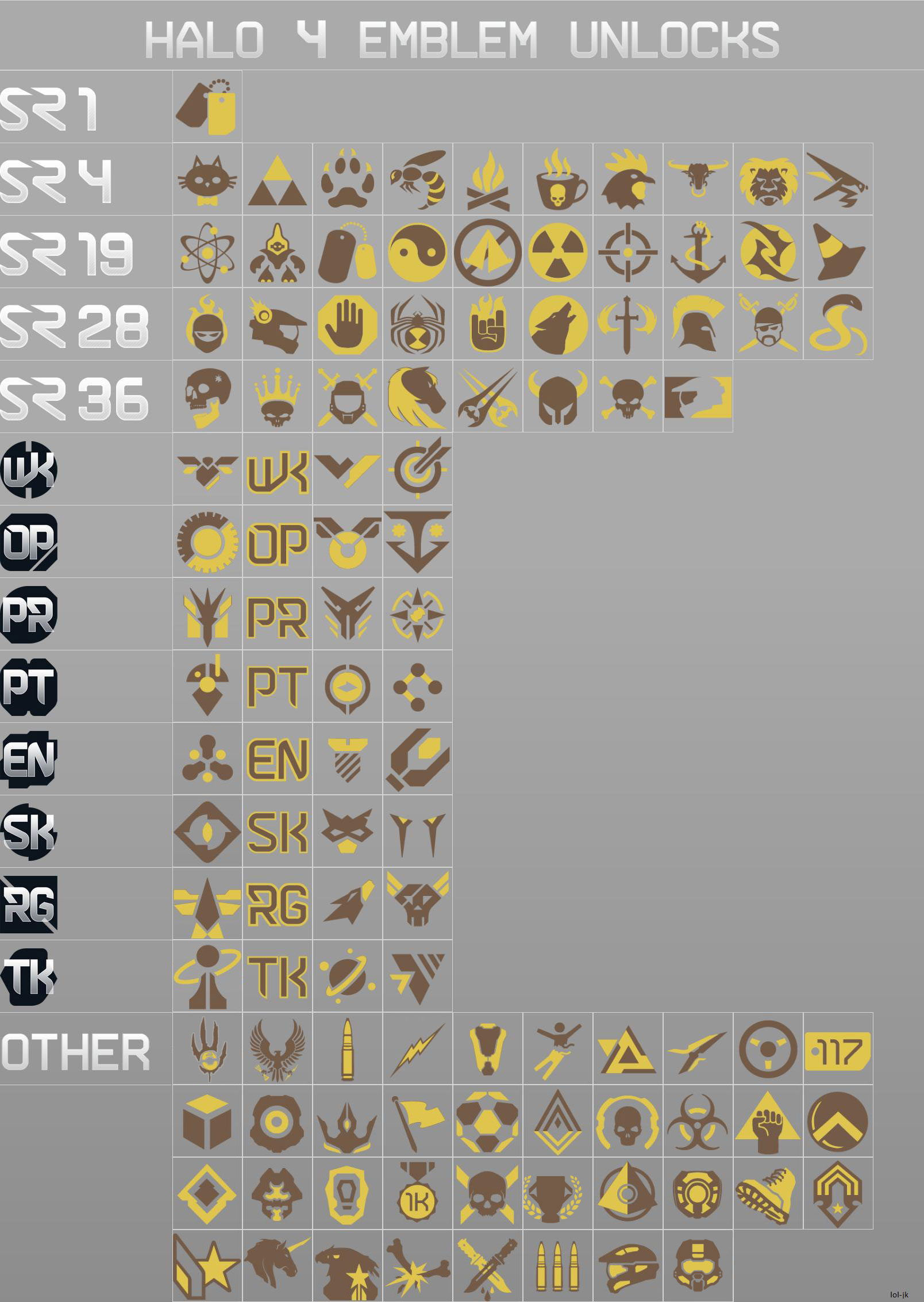 Halo 4 Emblem Generator   ExO Delta